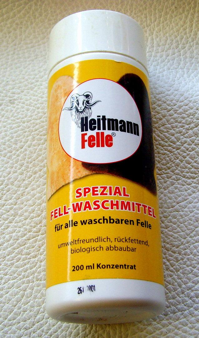 Fell-Waschmittel