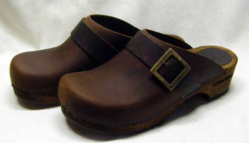 "Sanita Clogs Modell "" Antique """