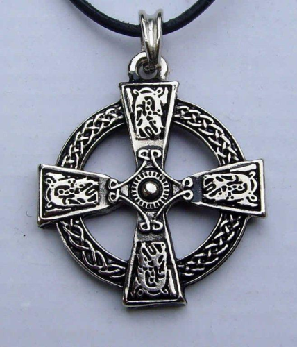 "Anhänger ""Celtic Cross"""