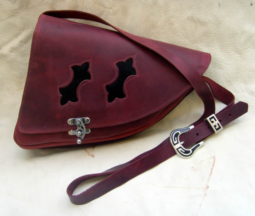 "Tasche Model "" Red Sonja """