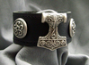 "Armband "" Snores Tohr "" Thor Hammer"